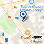 Компания Федеральное казначейство РФ на карте