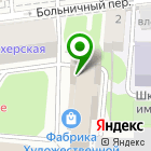 Местоположение компании Кровснаб