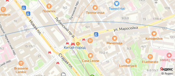 Анализы на станции метро Китай-город в Lab4U