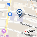 Компания Московская Городская Федерация Киокушинкай Каратэ-до на карте