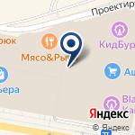 Компания Browissimo на карте