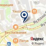 Компания Электронные системы безопасности на карте
