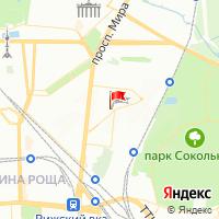 Спортивная площадка на ул. Новоалексеевская, д. 11