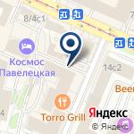 Компания Евразийская Экономическая Комиссия на карте