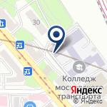 Компания Зарубежстройтехнология на карте