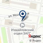 Компания ЗАГС Медведковского района на карте