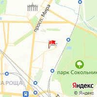Спортивная площадка на ул. Новоалексеевская, д. 17