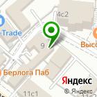 Местоположение компании Volosi-shop.ru