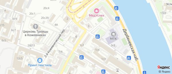 Анализы на станции метро Павелецкая в Lab4U