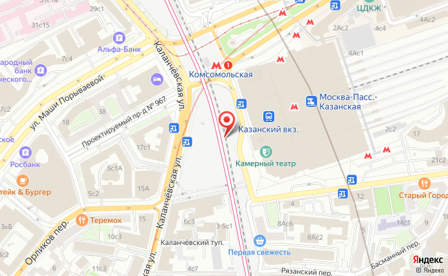 Терминалы компании Деловые линии в вашем городе