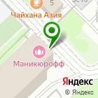 Местоположение компании Судоимпэкс
