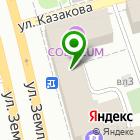 Местоположение компании ЮСТИЦИЯ
