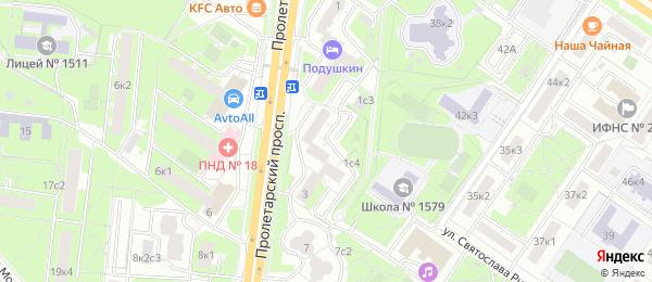 Анализы на станции метро Каширская в Lab4U
