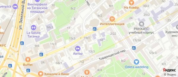 Анализы на станции метро Таганская в Lab4U