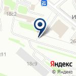 Компания Московский железнодорожный таможенный пост на карте