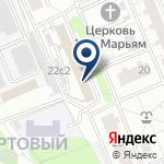 Компания АТЕ на карте