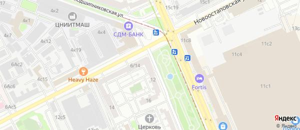 Анализы на станции метро Волгоградский проспект в Lab4U
