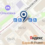 Компания FindMe на карте
