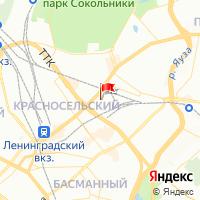 """Фитнес клуб """"Мисс Фитнес"""" в Сокольниках"""