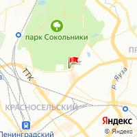 """Физкультурно-оздоровительный комплекс """"Сокольники"""""""
