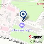 Компания Московский банкетный флот на карте