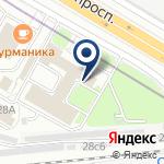 Компания UnitLand на карте