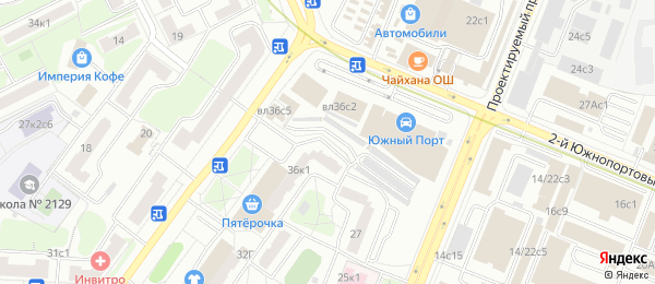Анализы на станции метро Кожуховская в Lab4U