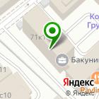 Местоположение компании Регион-М