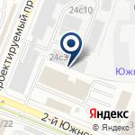 Компания АККОРД ПОСТ на карте