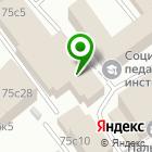 Местоположение компании Снегирёк