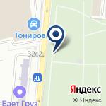 Компания Ассоциация лыжных видов спорта России на карте