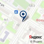 Компания Центр по работе с населением по месту жительства Лефортово на карте