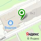 Местоположение компании Феникс-Дымоходы