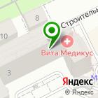 Местоположение компании Платежный терминал, КБ ФинансБизнесБанк
