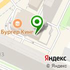 Местоположение компании ТОНУС-СТУДИЯ