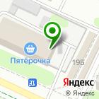 Местоположение компании Платежный терминал, АКБ Военно-Промышленный банк