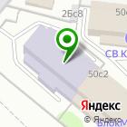 Местоположение компании Картографический салон