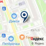Компания Икар на карте