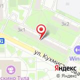 Эконом-парикмахерская на ул. Кухмистерова, 3 к1