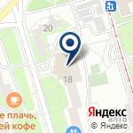 Компания Московский компьютерный сервис на карте