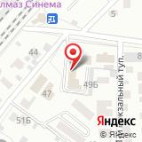 Автостоянка на Вокзальной 1-й