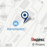 Компания Спутник-2М на карте