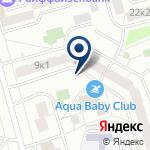 Компания Инженерная служба района Орехово-Борисово Южное, ГУ на карте