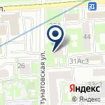 Компания Ремонт железных дорог на карте