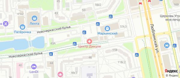 Анализы на станции метро Марьино в Lab4U