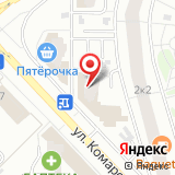 Фотосалон на ул. Комарова, 4