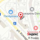 Магазин цветов на ул. Комарова, 4