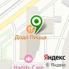 Местоположение компании МастерКОМ