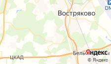 Гостиницы города Заборье на карте