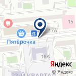 Компания Техно-Мегаполис на карте